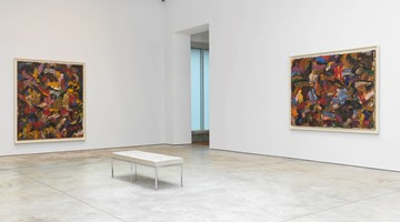 Contemporary art exhibition, Al Held, Al Held: Paris to New York 1952–1959 at Cheim & Read, 547 W 25th St, New York