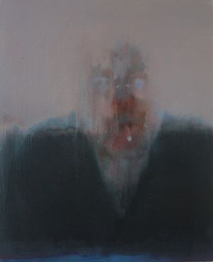 Pale Fire by Xie Qi contemporary artwork
