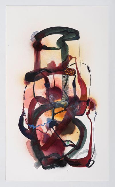 Totem 3 by Manisha Parekh contemporary artwork
