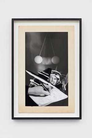 Foucault's Pendulum by Peter Kennard contemporary artwork