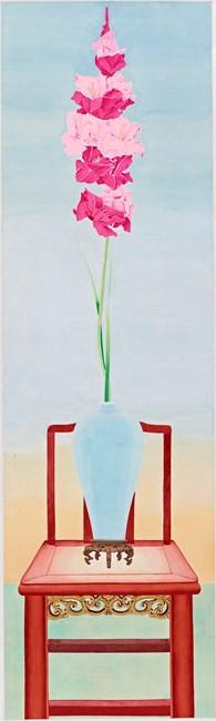 Lasting Prosperity (五世其昌) by Yuan Jai contemporary artwork