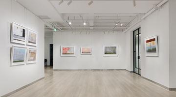 Contemporary art exhibition, Eric Pillot, Parois at Galerie Dumonteil, Shanghai