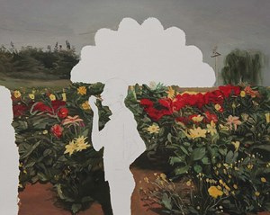 Over a Million Flowers by Chi Ming contemporary artwork