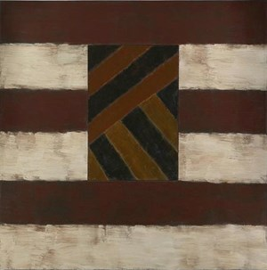 Battered Earth by Sean Scully contemporary artwork