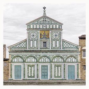 Firenze, San Miniato al Monte by Markus Brunetti contemporary artwork