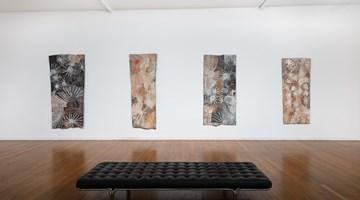 Contemporary art exhibition, Nyapanyapa Yunupingu, Ganyu at Roslyn Oxley9 Gallery, Sydney