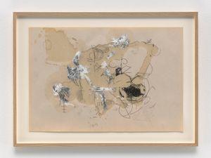 Clock & Letters by Uri Aran contemporary artwork