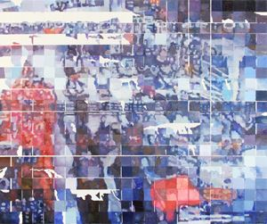20:42:09 by Shiori Tono contemporary artwork