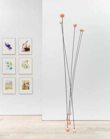 Exhibition view:Carin Ellberg, Stones Have Long Threads,Andréhn-Schiptjenko, Stockholm (25 February–10 April 2021). Courtesy Andréhn-Schiptjenko.