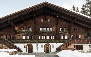 Gstaad Location