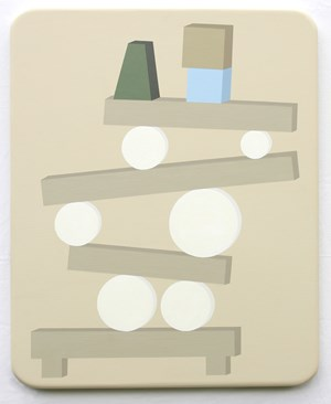 Risky Business by Mark Rodda contemporary artwork
