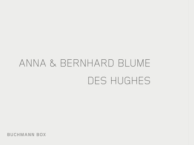 Contemporary art exhibition, Anna & Bernhard Blume, Des Hughes, Anna & Bernhard Blume, Des Hughes at Buchmann Galerie, Buchmann Galerie, Berlin, Germany