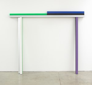 Pontalete # 25 by Sérgio Sister contemporary artwork