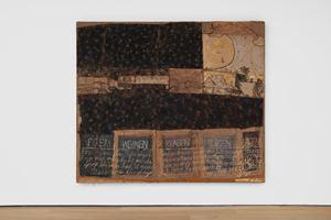 JAN van RIEBEECK'S MAP: Königsberg by Vivienne Koorland contemporary artwork