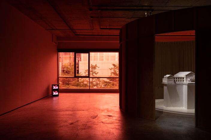 Exhibition view: Yu-Ping Kuo, How Real is Yesterday 昨日有多真實,TKG+ Projects, Taipei (20 July–8 September 2019).Courtesy TKG+ Projects.