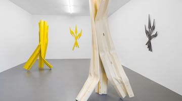 Contemporary art exhibition, Bettina Pousttchi, Vertical Highways at Buchmann Galerie, Buchmann Box, Berlin