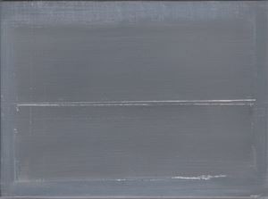 """Orage"" by Geneviève Asse contemporary artwork"