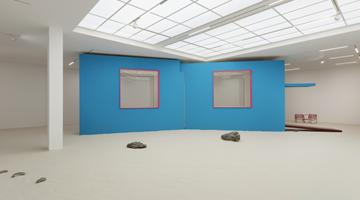 Contemporary art exhibition, Jean-Pascal Flavien, Ballardian House at Esther Schipper, Berlin