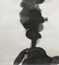 1995-No.9 by Wang Chuan contemporary artwork works on paper