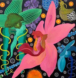 The Conversation by Michael McHugh contemporary artwork