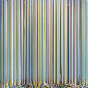 Second Season Part 2 by Ian Davenport contemporary artwork