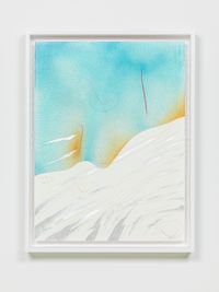 The Scope VIII by Jorinde Voigt contemporary artwork painting, works on paper, drawing