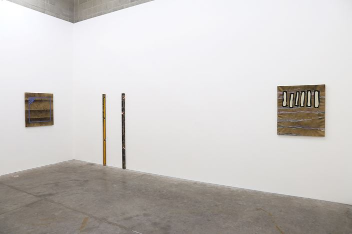 Exhibition view: Tjalling de Vries, Vision Tunnel, Jonathan Smart Gallery (18 April–18 May 2019). Courtesy Jonathan Smart Gallery.