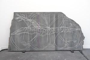Coccodrillo perfetto by Mario Merz contemporary artwork