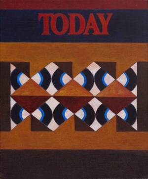 TODAY by Nicola Durvasula contemporary artwork