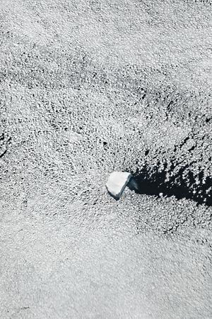 Aerial over South Peninsula A (no. 7), Antarctica by Paolo Pellegrin contemporary artwork