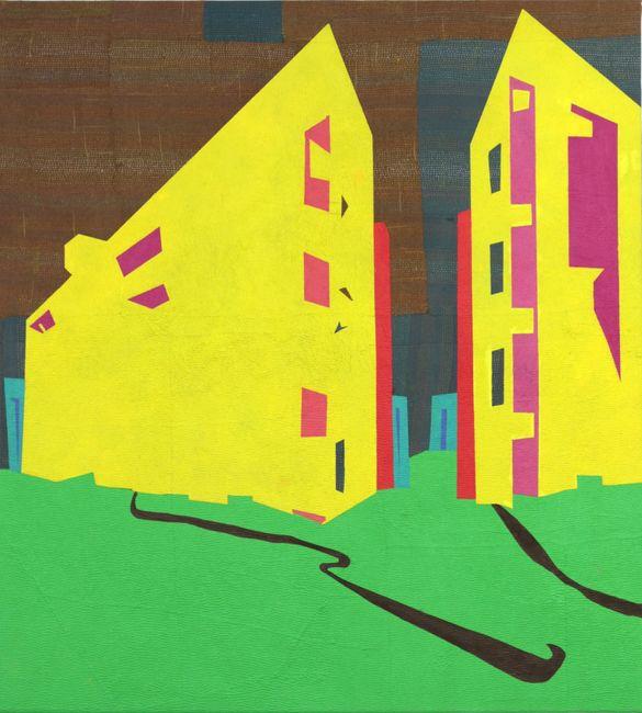U by Shezad Dawood contemporary artwork