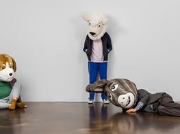 Fake Furries Feature in Art Basel Hong Kong's Encounters Section