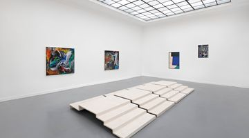 Contemporary art exhibition, Group Exhibition, Feeling the Room Temperature at SETAREH, Berlin, Germany