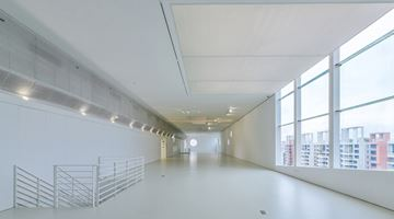 Guangdong Times Museum contemporary art institution in Guangzhou, China