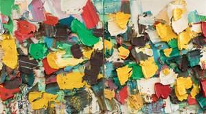Sun by Zhu Jinshi contemporary artwork painting