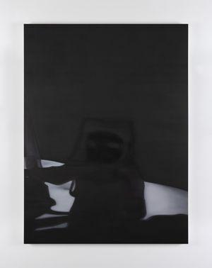 Walker III by Marcel Vidal contemporary artwork painting