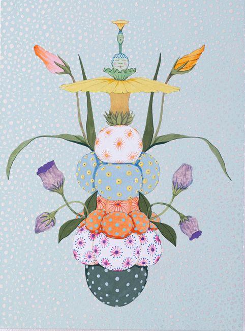 Origin of desire- little desires- by Mari Ito contemporary artwork