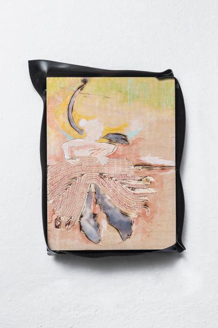Natural Response by Gaia Fugazza contemporary artwork