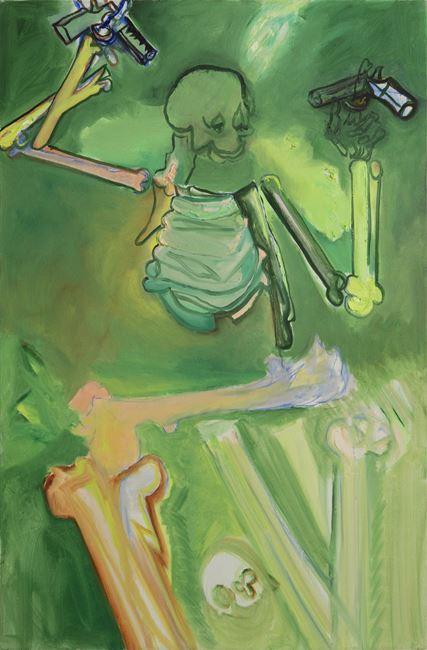 Born To Play 3# by Zhu Xiangmin contemporary artwork