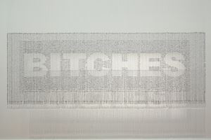 Bitches by Cai Ya ling contemporary artwork