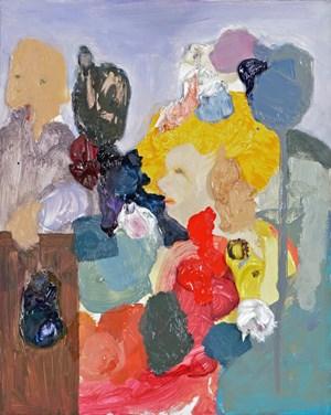 Mountain of Silence (2) by Karen Black contemporary artwork