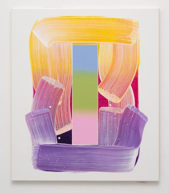 Auf der Wiese 2 by Cigdem Aky contemporary artwork