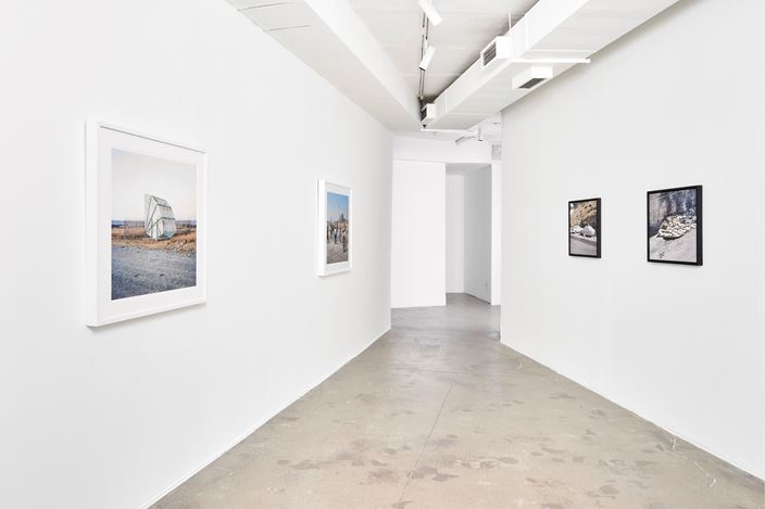 Exhibition view: Thabiso Sekgala, Bôna, Goodman Gallery, Johannesburg (25 January–14 March 2020). Courtesy Goodman Gallery.