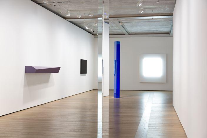 Exhibition view: Plastic Show,Almine Rech Gallery, London (9 February–25 March 2017). Courtesy Almine Rech Gallery. Photo: Melissa Castro Duarte.