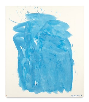 Blue Mirage by Hans Hofmann contemporary artwork