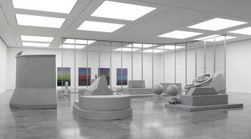 Contemporary art exhibition, Liu Wei, Nudità at White Cube, Bermondsey, London, United Kingdom