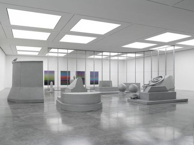 Exhibition view: Liu Wei, Nudità, White Cube, Bermondsey, London (9 July–5 September 2021).© Liu Wei. Courtesy Photo: © White Cube (Ollie Hammick).