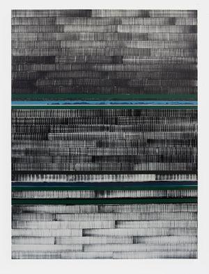 Soñé que revelabas (Loire) by Juan Uslé contemporary artwork