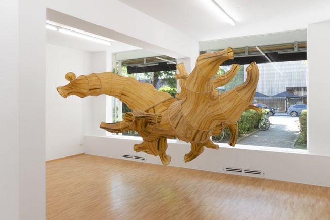 Kombu Ahtola by Julia Lohmann contemporary artwork