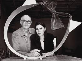 Claes Oldenburg and Coosje van Bruggen's Shared History